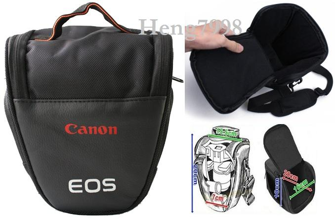 Triangle Bag for Canon DSLR Camera ( EOS 1100D , 550D , 600D, 650D )