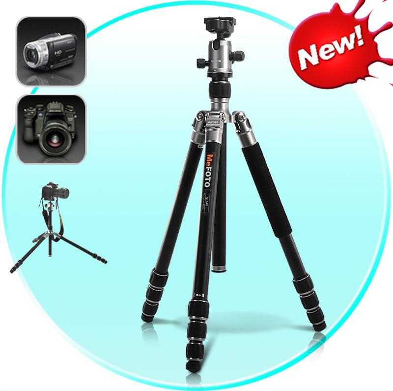 Tripod Kit - Benro/MeFOTO A1340Q1, Ball Head, Portable