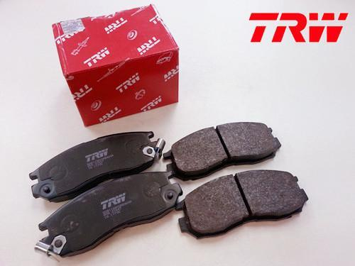 TRW Brake Pad For Honda City 1.3(TMO/SEL)(Rear)