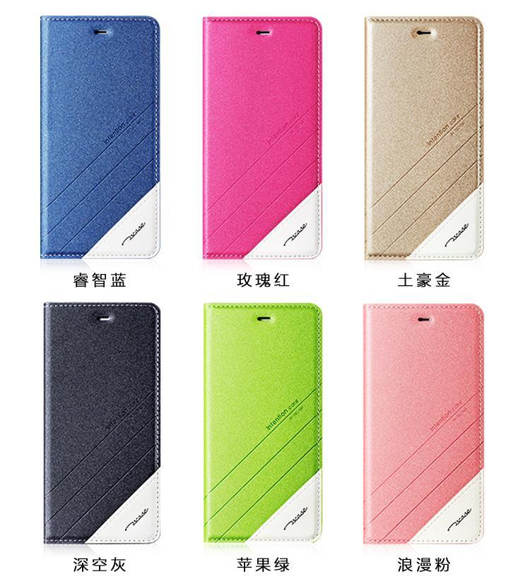 Tscase OPPO F1s Flip Stand Case Cover Casing + Free Gift