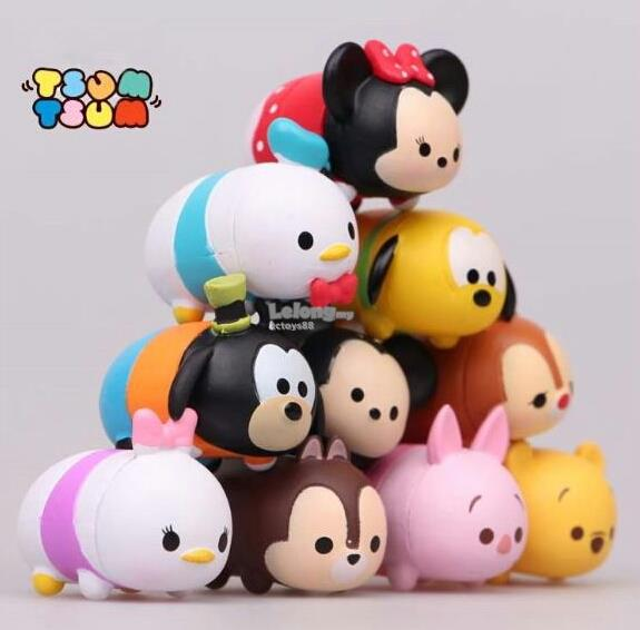 tsum tsum figurines tsum tsum figu end 1 21 2017 12 15 pm. Black Bedroom Furniture Sets. Home Design Ideas