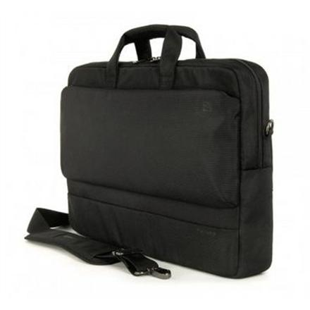 "TUCANO DRITTA X 13""/14"" LAPTOP BRIEFCASE BAG - BLACK"