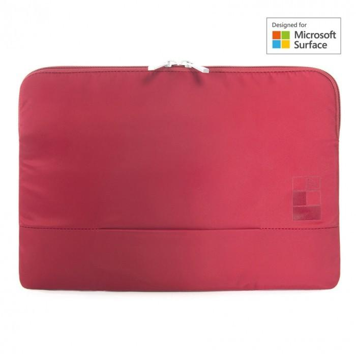 Tucano TESSERA Sleeve for Microsoft Surface 3 BFTS10-R - Red