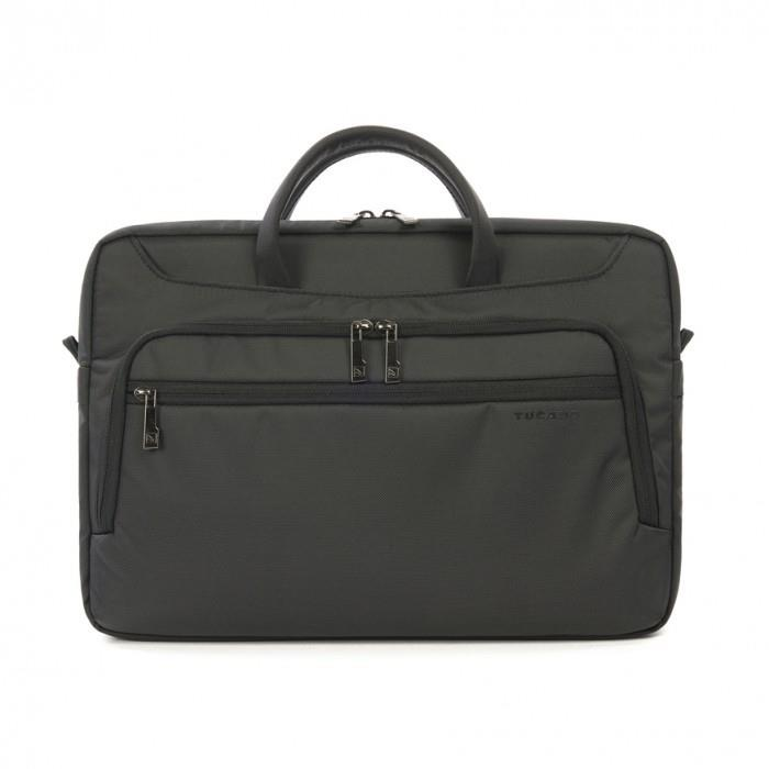 Tucano Work Out II Compact 15' Macbook / Ultrabook Briefcase - Black