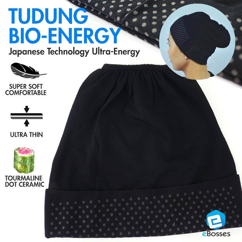 Tudung Bio - Energy Japanese Technology Ultra-Energy