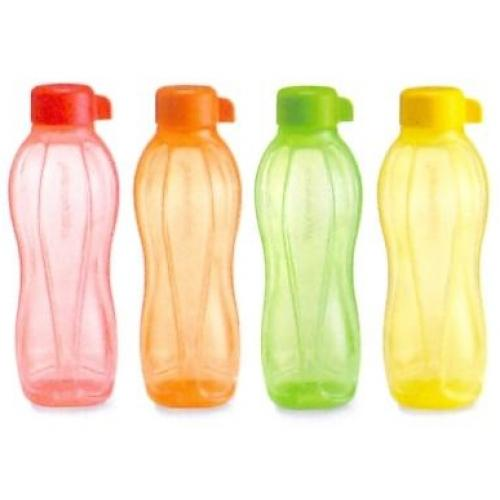 TUPPERWARE 500ML ECO SPORT BOTTLE TUMBLER SET(4) SPRING