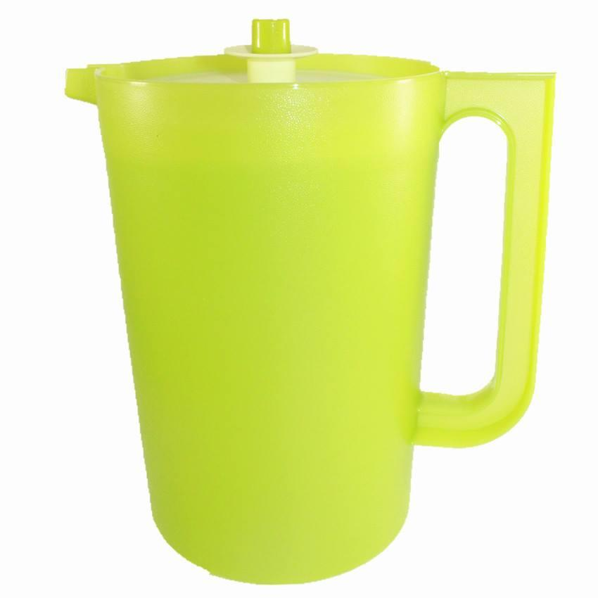 Tupperware Blossom Pitcher Green (1) 2.3L