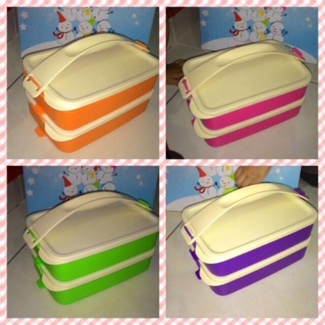 Tupperware Click To Go Set (2)