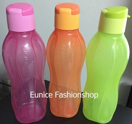 Tupperware Eco Bottol Fliptop 750ml - Philippine