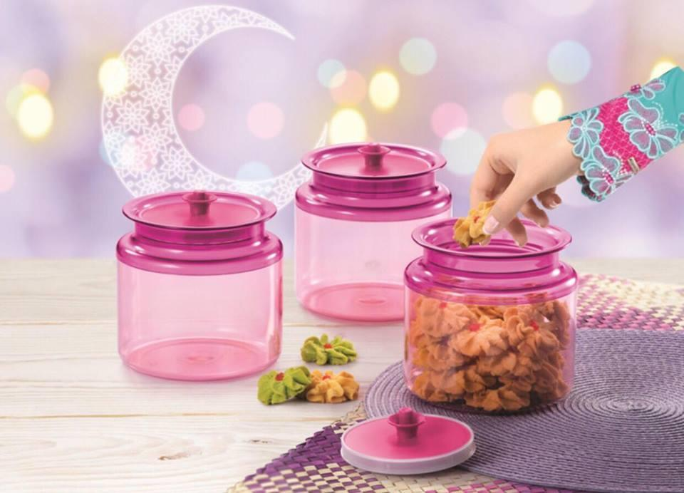 Tupperware Festive Counterpart (3) 900ml