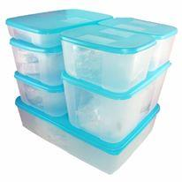 Tupperware Freezermate Essential Set (7Pcs)