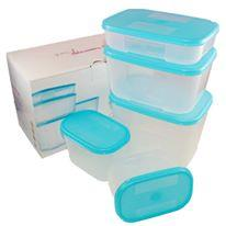 Tupperware My First FreezerMate Set (5pcs)