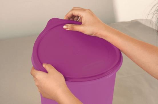 Tupperware Giant Canister (1) 8.6L