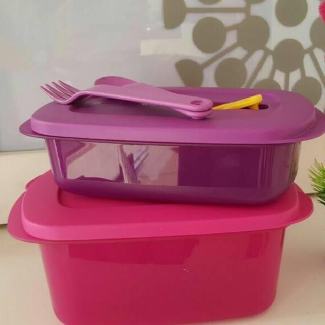 Tupperware Heat2eat Rectangular (2)
