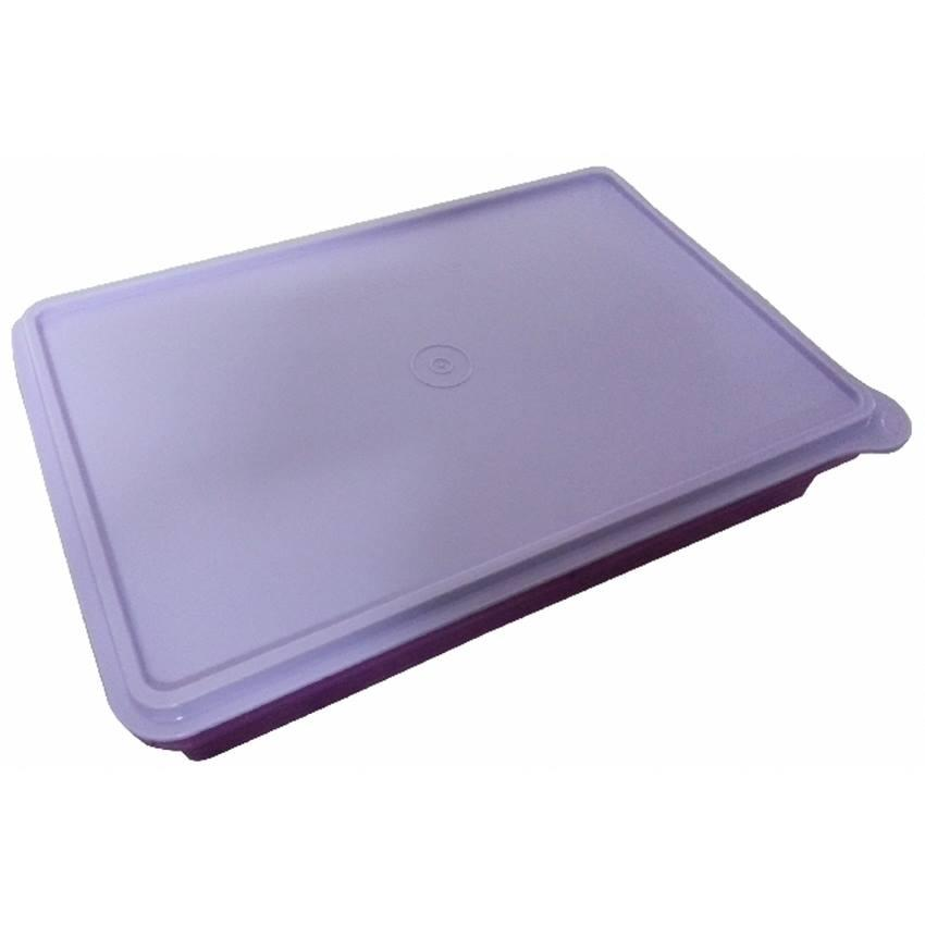 Tupperware Limited Edition Bake to Basic B2B Snack Store 3.6L (1) Purp
