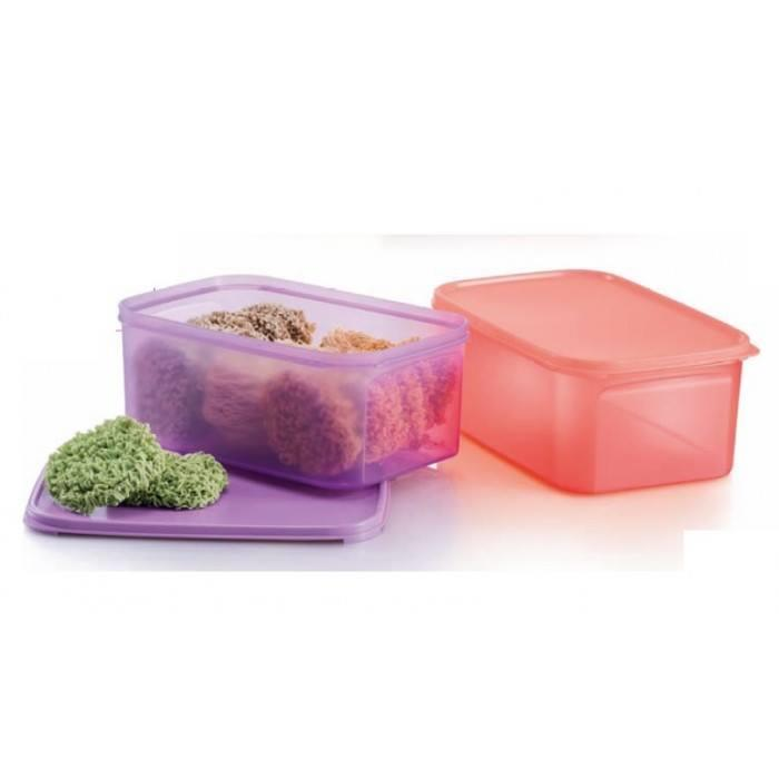 Tupperware Modular Mates Rectangular II (1) 4.3L