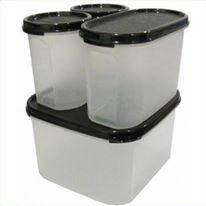 Tupperware Modular Mates Starter Set - Black