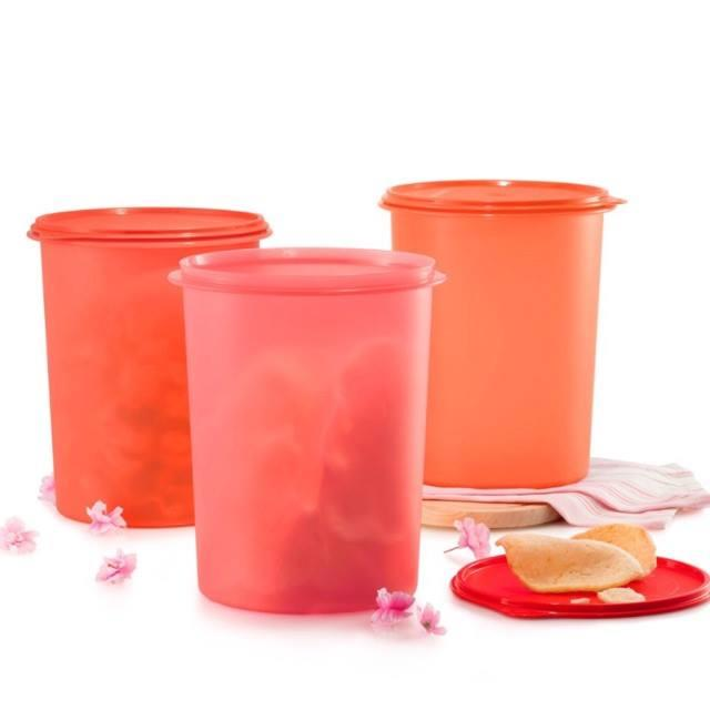 Tupperware One Touch Canister (1) 10.0L
