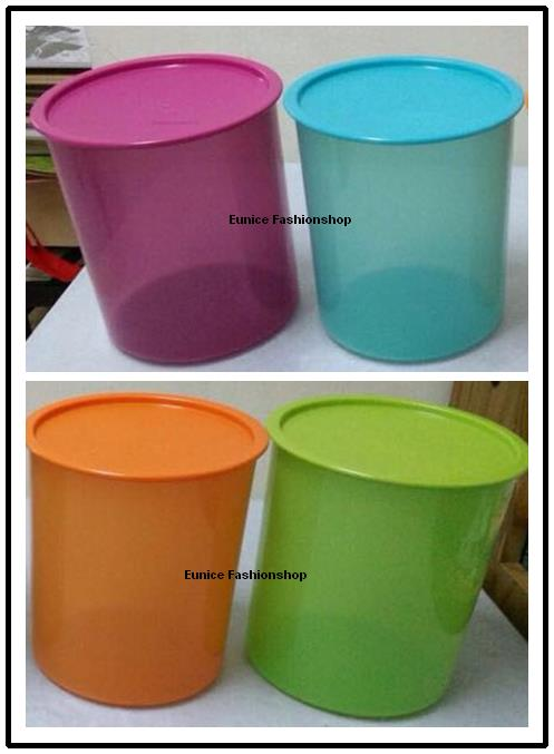 Tupperware One Touch Canister 4.3L (1)