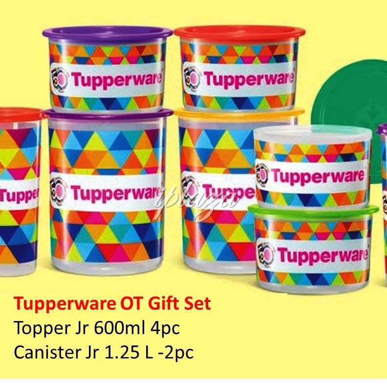 Tupperware OT Mini Combo Set (3)