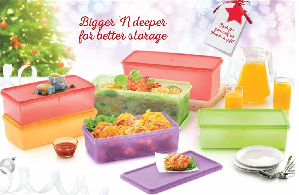 Tupperware Party Keepers (1) 3.0L