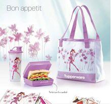 Tupperware Pick Me Up Lunch Set (Limited Edition)