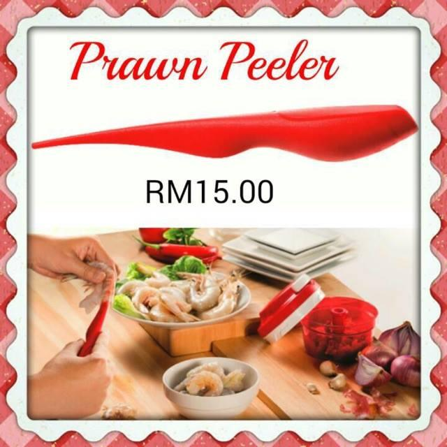 Tupperware Prawn Peeler (1)