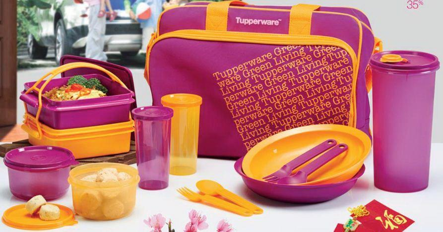 Tupperware Prosperity Fortune Set