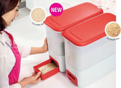 Tupperware Rice Smart with free Gift