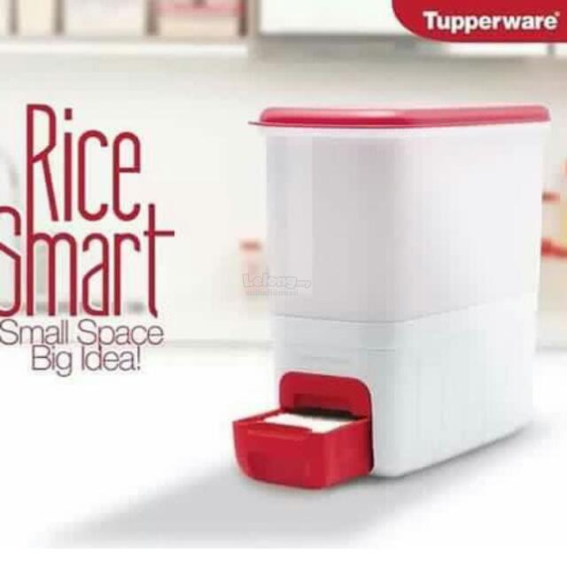 Tupperware - Rice Smart Rice Dispenser