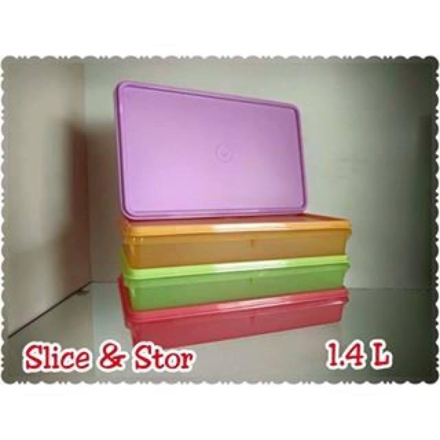Tupperware Slice n store (1) 1.4L