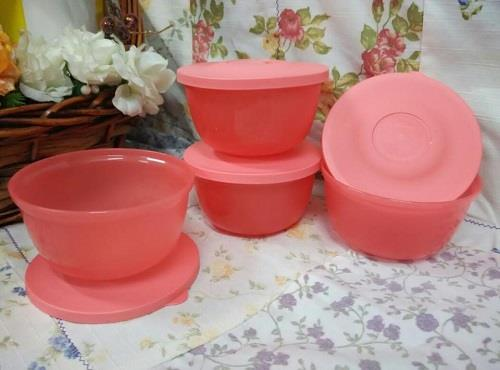 Tupperware Small Round Saver 400ml (2)