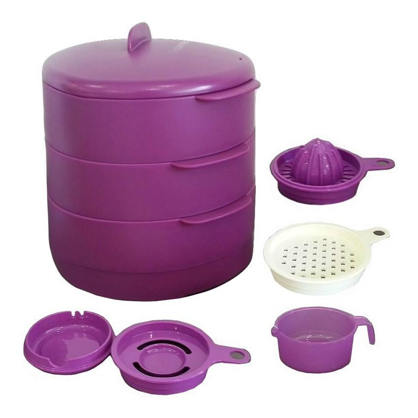 Tupperware Steam It (1) with Cook's Maid (1)
