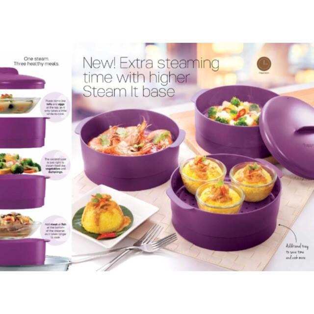 Tupperware Steam It (1)