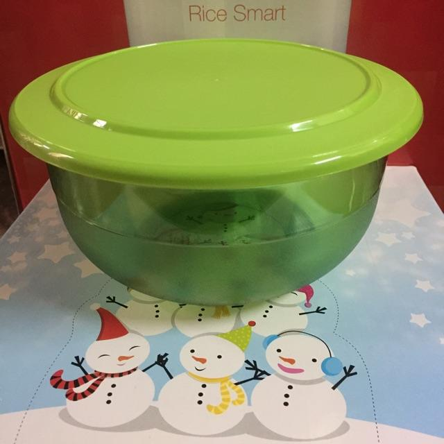 Tupperware TC Serving Bowl (1) 2.1L - Green