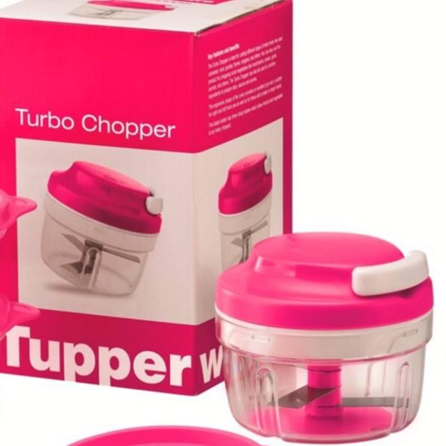 Tupperware Turbo Chopper only (Pink)