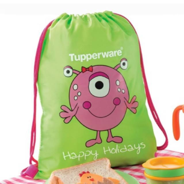 Tupperware Twinkle Monster Bag (1) -limited