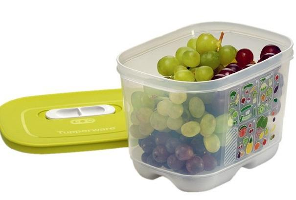 Tupperware VentSmart Rectangular - Medium Low (1.8L)