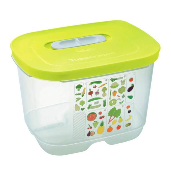 Tupperware VentSmart Rectangular Small High (1) 1.8L