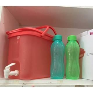 Tupperware Water Wonder All (1) 10L with Free 750ml Eco (2)