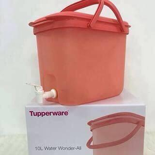 Tupperware Water Wonder All (1) 10L - Orange