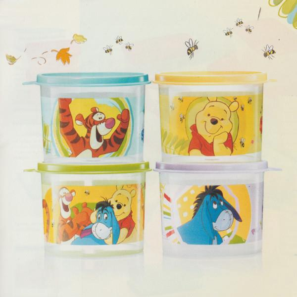 Tupperware Winnie The Pooh Canister (4)