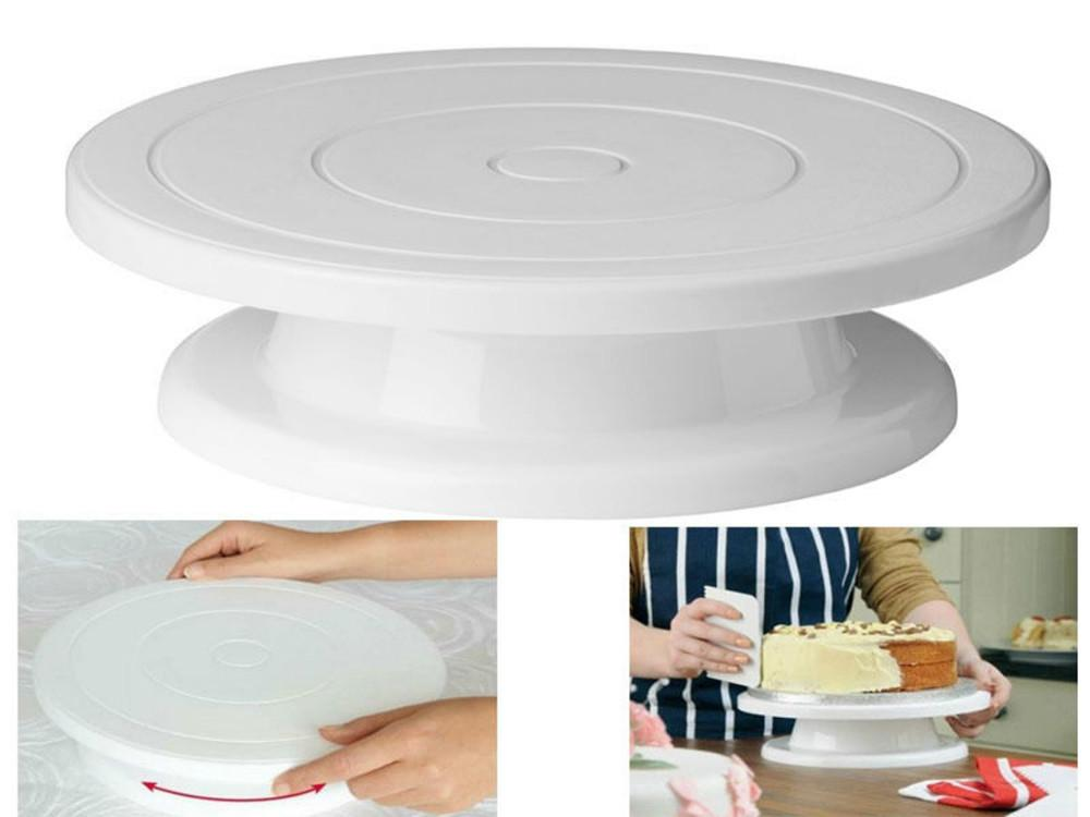 Cake Decorating Turntable Sainsburys : Turntable Cake Decoration Stand with (end 11/2/2017 4:15 PM)