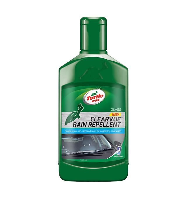 Turtle Wax Clearvue Rain Repellent