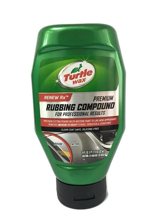 Turtle Wax Premium Rubbing Compound T415