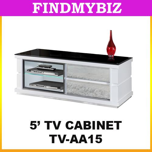 TV-AA15 TV DISPLAY CABINET LIVING ROOM OFFICE TABLE DESK TELEVISION