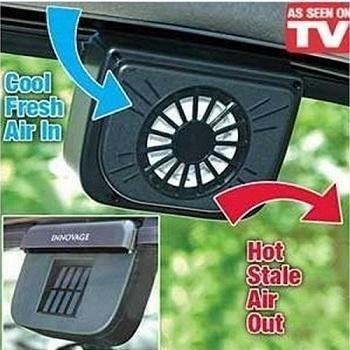 As Seen on TV~ Auto Cool Solar Ventilation System