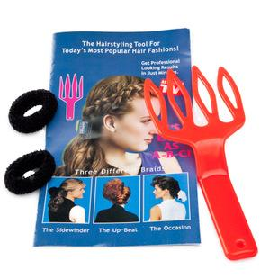 As Seen On TV~Fashion Hair Style Braider
