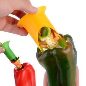 As Seen On TV~Green Pepper, Pepper, Tomato Corer
