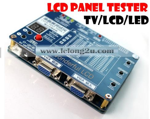 TV / LCD / LED Panel tested tool boar (end 2/8/2016 5:33 PM)